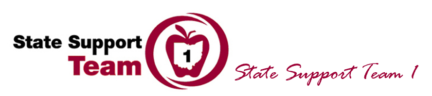 Logo text is State Support Team 1