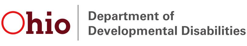 Ohio Dept of Developmental Disabilities Logo