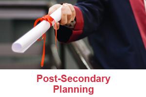 Post-secondary Planning