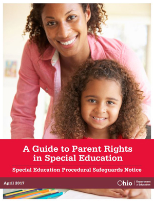 Guide to Parents Rights in Special Education