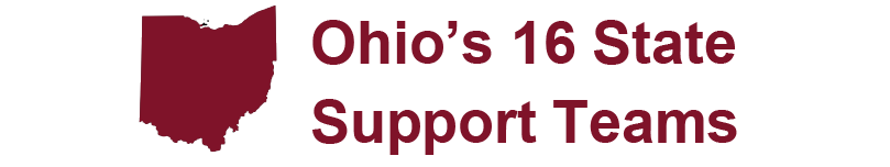 Ohio's 16 State Support Teams