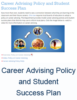 Career Advising Policy and Student Success Plan