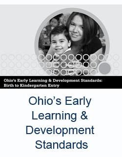 ohio early learning development standards