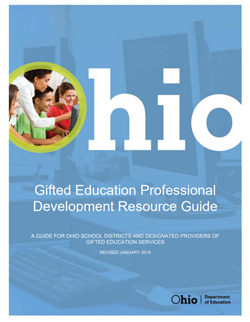 Ohio Gifted PD Resource Guide