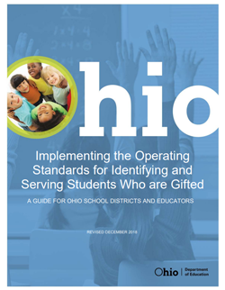 Implementing the Operating Standards for Identifying and Serving Students Who are Gifted